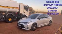 Título do anúncio: Corolla Altis premium Hibrid HIBRIDO