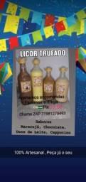 Licor Trufado 100% Artesanal