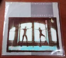 LP Simple Minds - Celebration