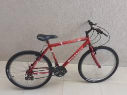 Bicicleta Houston aro 26 com marchas - R$ 320,00 - Imperdível
