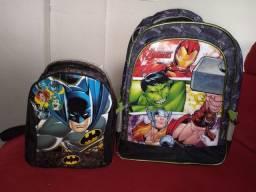 Bolsa e lancheira escolar