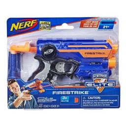 Nerf Lança Dardo Firestrike 100% Original Hasbro Novo Lacrado!