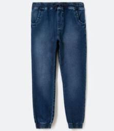 Calça Jogger GG - Moletom Jeans