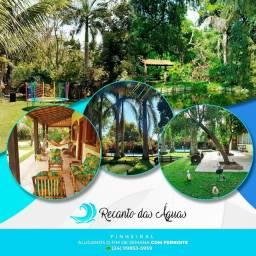 Título do anúncio: Alugamos o fim de semana com pernoite, em Pinheiral