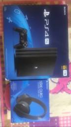PS4 Pro + Sony Série Ouro