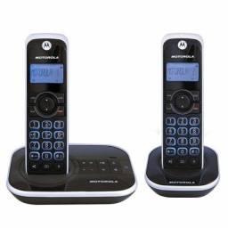 Telefone sem fio + Ramal Motorola