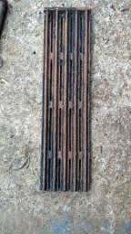 Grelha ferro fundido