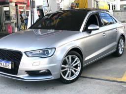 Título do anúncio: Audi A3 1.8 Tfsi Sedan Ambition 20v 180cv Gasolina Automatico