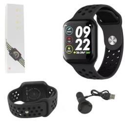 Entrega Grátis - Relógio Smartwatch F8 Sport Fitness Touch Para Ios Android - 2