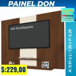 Painel   painel   painel   Don   pra tv  até  42  polegadas