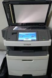 Título do anúncio: Impressora Multifuncional Lexmark X464 - Usada