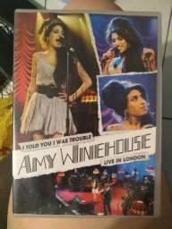 Dvd Amy Winehouse live in London original