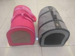 Casinha de transporte para cachorro