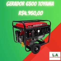 Gerador Toyama TG6500