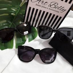 Óculos de Sol 100% proteção UVA/UVB