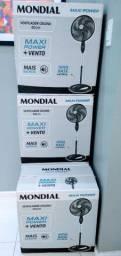 Lindíssimo ventilador Mondial de pé. entrega grátis