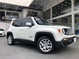 JEEP RENEGADE LONGITUDE BLINDADO UNICA DONA DIESEL 4x4 TOP