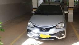 Título do anúncio: Toyota Etios Sedã Aut. 1.5 Platinum Top Linha Única Dona