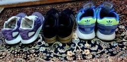 Vendo tênis originais Puma Asics Nike Adidas! Lindos! Barato 239!