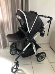 Carrinho de bebê importado Silver Cross pioneer
