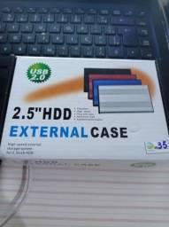 Título do anúncio: Case 2.0 HDD