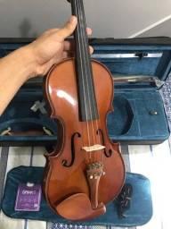Violino 4/4 Eagle Ve441 + Acessórios pra vender logo