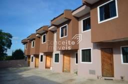 Casa de condomínio à venda com 2 dormitórios em Uvaranas, Ponta grossa cod:391638.001