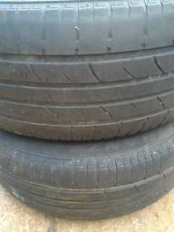 Vende se 2 pneus 16 , 120$ reais