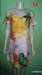 Vestidos tércido viscose