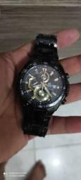 Título do anúncio: Vendo relógio Edifício Cássio preto semi novo