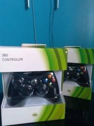 Título do anúncio: Controle xbox 360