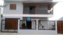 Título do anúncio: Sobrado com 2 dormitórios para alugar, 195 m² por R$ 2.750/mês - Santa Fé - Gravataí/RS