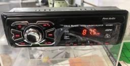 Rádio automotivo c/bluetooth