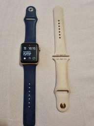 Apple watch série 3 42mm rose gold