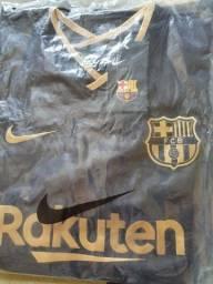 Camisa Barcelona 20/21 Uniforme 2*NOVA*