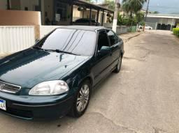 Civic 98 AUTOMATICO COMPLETO , TERCEIRO DONO !!!
