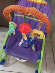 Cadeira Fischer price descanso