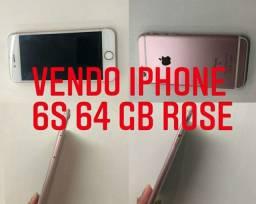 Vendo iPhone 6s 64 gb rose