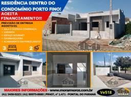Título do anúncio: Casa Residencial no Balneário Porto Fino!!