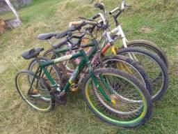 4 bicicletas por 250