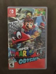 Super Mário Odyssey - Usado