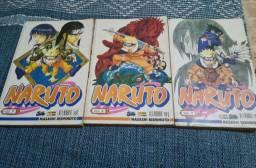 Mangá Naruto Vol 7.8.9
