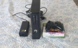 Título do anúncio: Vendo ou troco Xbox 360 Kinect