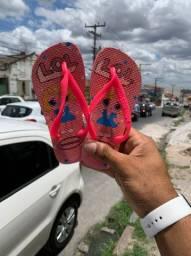 Sandálias no atacado havaianas direto da fábrica infantil