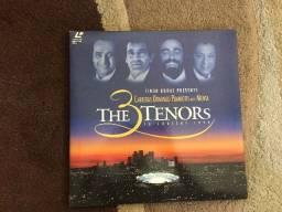 LaserDisc - The 3 Tenors in Concert 1994