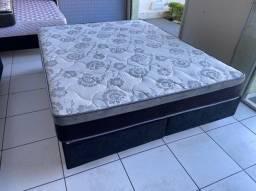 Para Vender Hoje - cama box queen size - entrego