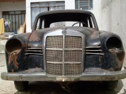Título do anúncio: Mercedes antiga 1957