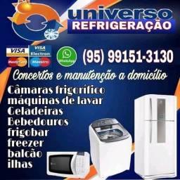 Refrigeração REFRIGERAÇÃO REFRIGERAÇÃO