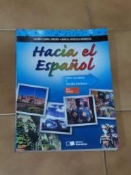 Título do anúncio: Livro de Espanhol Hacia el Espanol