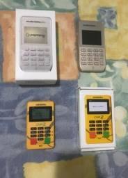 Maquina de cartão PagSeguro PagBank